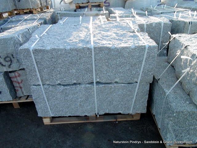 40x40x80~100 cm / granit mauersteine - granitmauersteine.de, Garten und Bauen